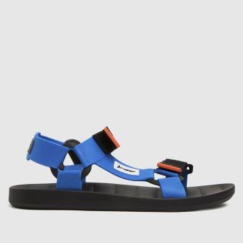 rider Black and blue Free Sandal Mens Sandals