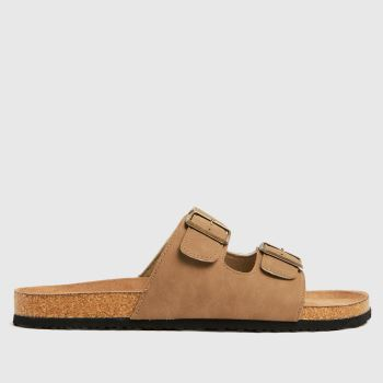 schuh Stone Sid Footbed Mens Sandals