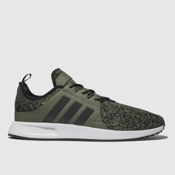 Adidas Dark Green X_Plr Mens Trainers
