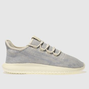 Adidas Blue Tubular Shadow Mens Trainers