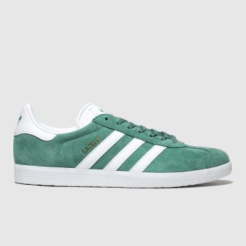 Adidas Green Gazelle Trainers