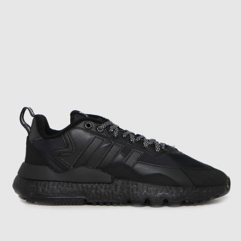 adidas Black Nite Jogger Winterized Mens Trainers