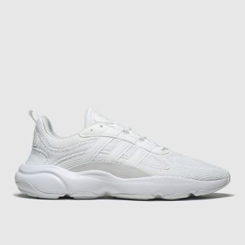 Adidas White Haiwee Mens Trainers