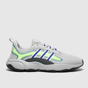 Adidas Grey Haiwee Trainers