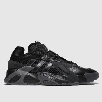 Adidas Black Streetball c2namevalue::Mens Trainers