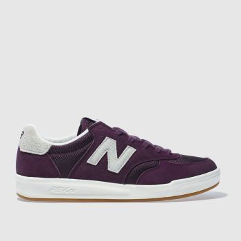 New Balance Purple 300 Mens Trainers
