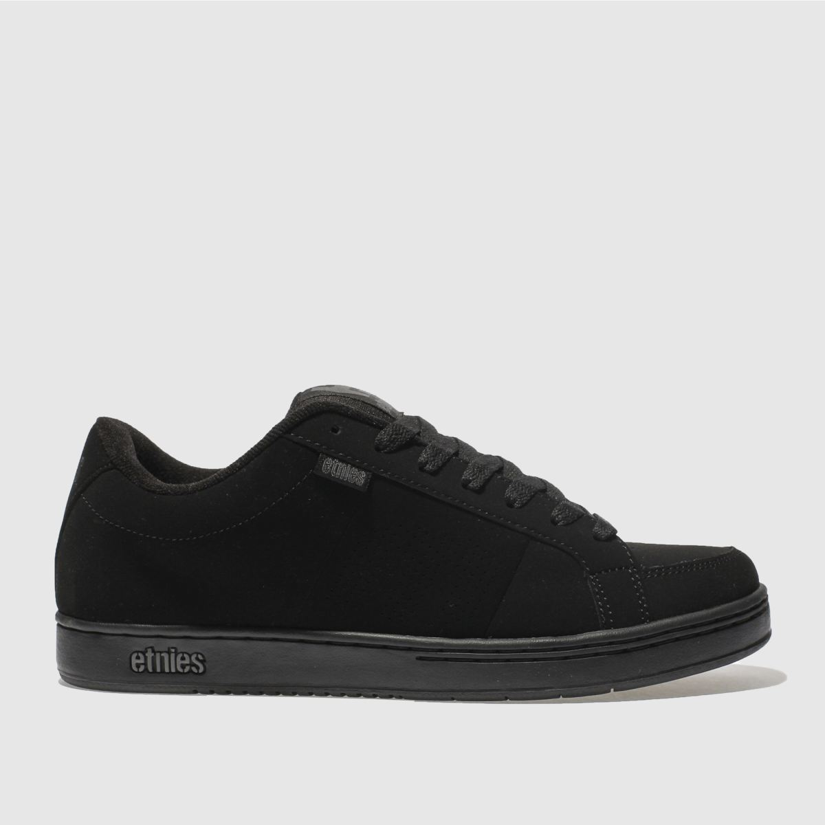 Etnies Black Kingpin Trainers
