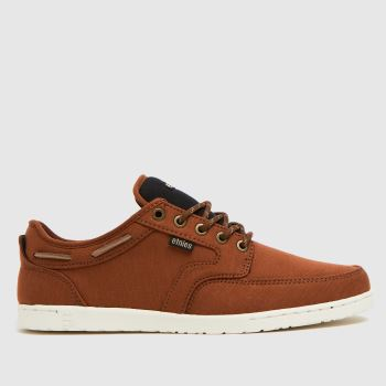 Etnies Brown Dory Mens Trainers