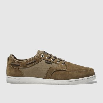 Etnies Tan Dory Mens Trainers