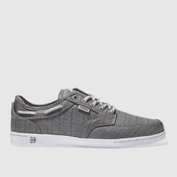 Etnies grey dory trainers