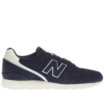 New Balance Navy 996 Mens Trainers
