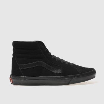 Vans Schwarz Sk8-hi Herren Sneaker