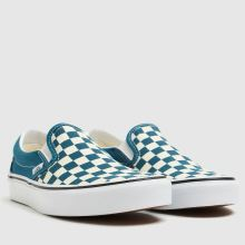 Vans Classic Checkerboard Slip On 1
