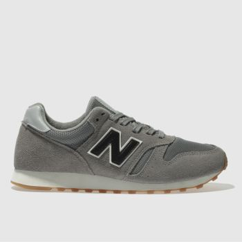 new balance womens 373 trainers grey