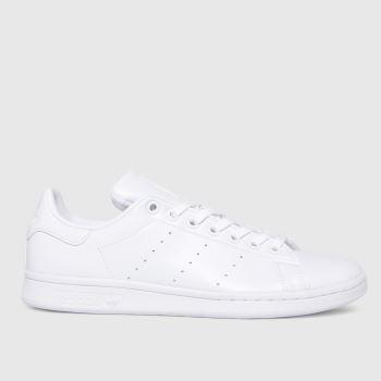 adidas White Stan Smith Primegreen Mens Trainers