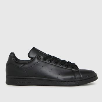 adidas Black Stan Smith Primegreen Mens Trainers