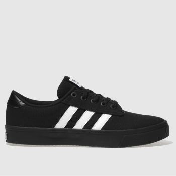 Adidas Skateboarding Black Kiel Mens Trainers
