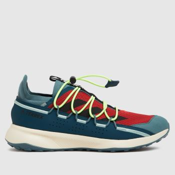 adidas Blue Terrex Voyager 21 H Mens Trainers