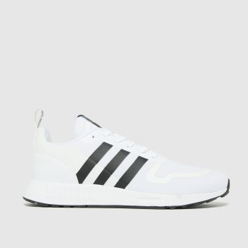 adidas White Multi-x Trainers