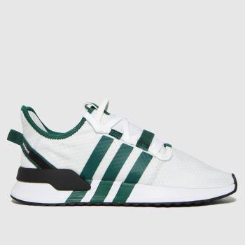 adidas White U_path Run Mens Trainers