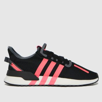 adidas Black U_path Run Mens Trainers
