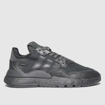 adidas Black Nite Jogger Mens Trainers