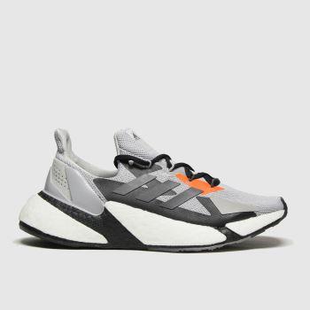 adidas Light Grey X9000l4 Trainers