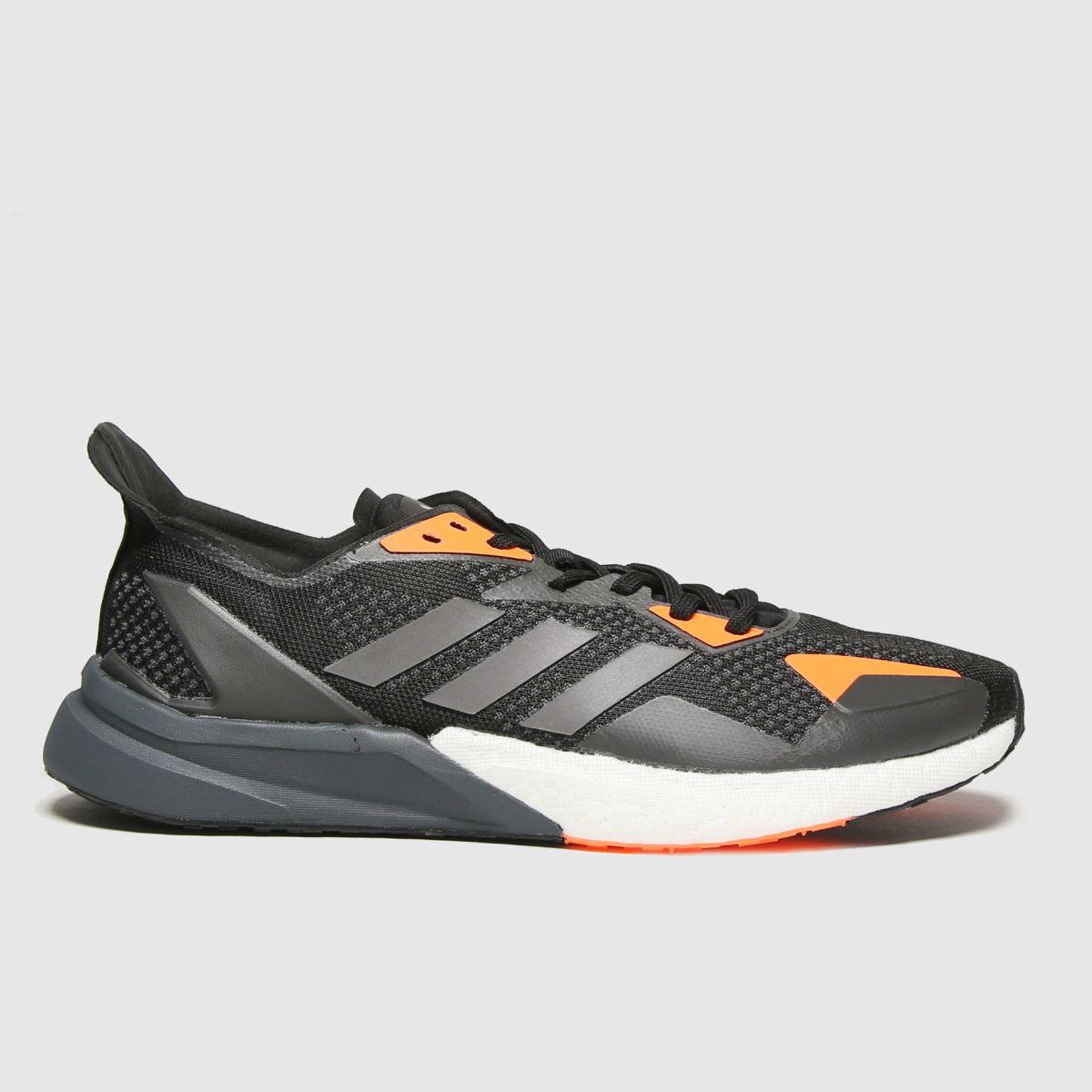 Adidas Black & Grey X9000l3 M Trainers