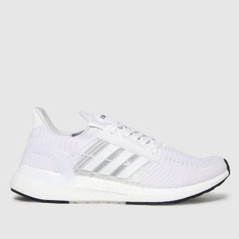 adidas White Ultraboost Mens Trainers