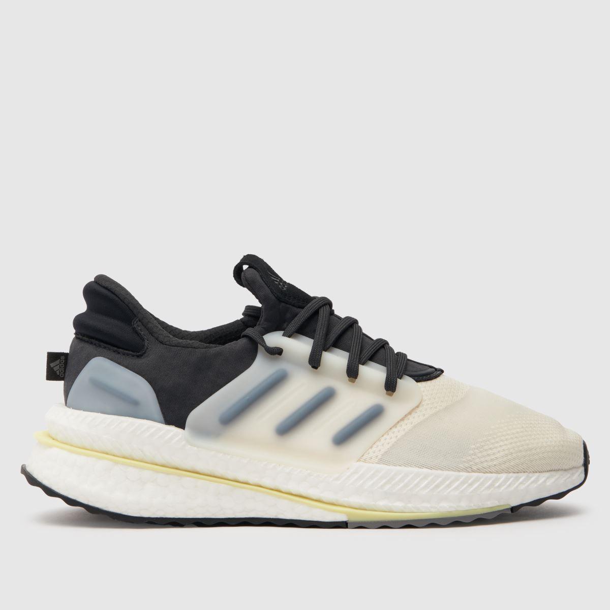 Adidas White & Black Sl 7200 Pride Trainers