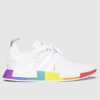 Adidas Multi Nmd_r1 Pride c2namevalue::Mens Trainers