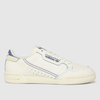 adidas Natural Continental 80 Mens Trainers