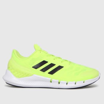 adidas Yellow Climacool Ventania Mens Trainers