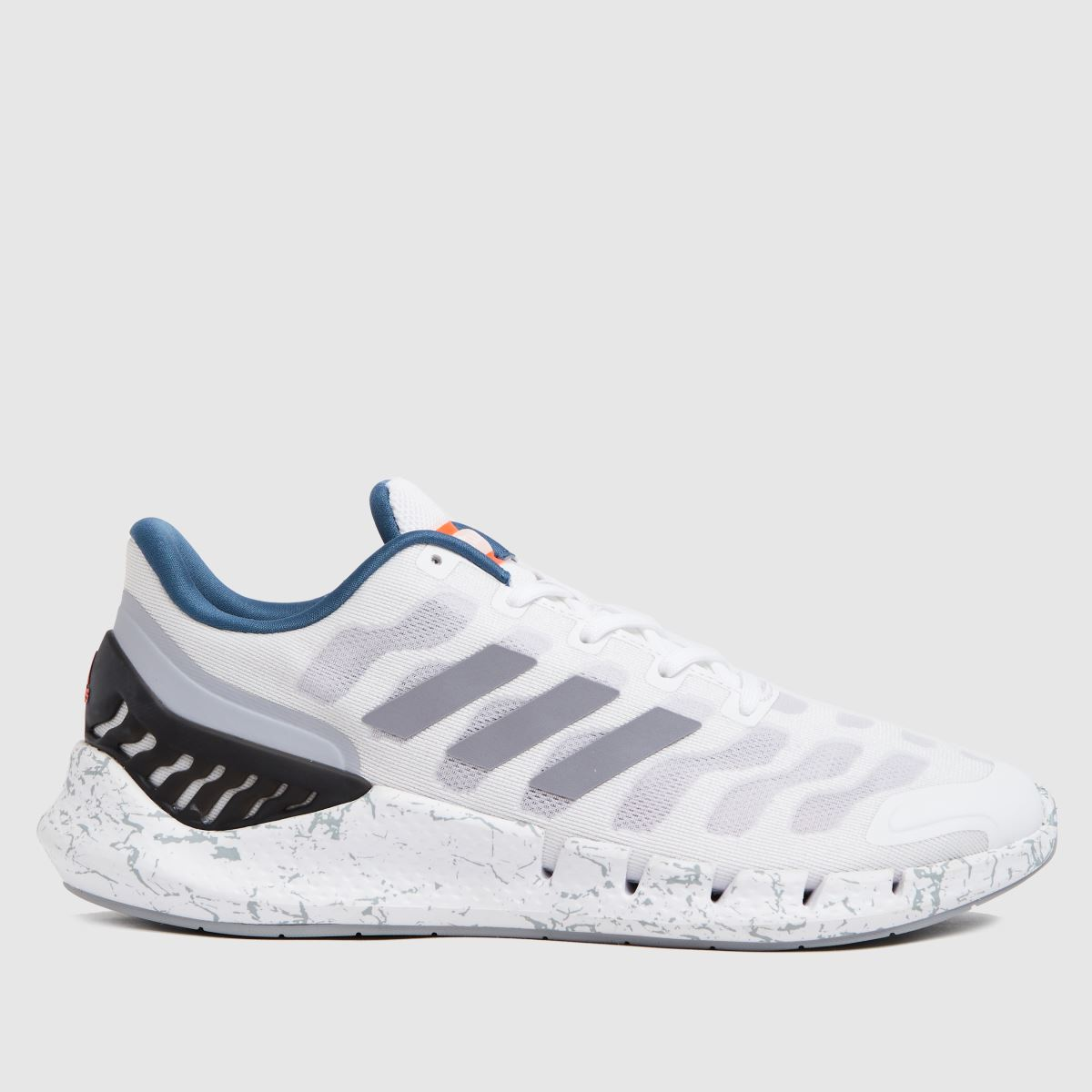 Adidas White & Grey Climacool Ventania Trainers