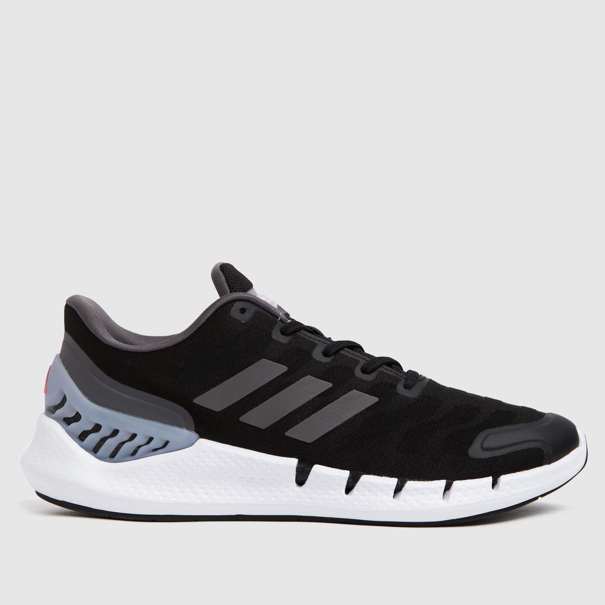 Adidas Black & Grey Adi Climacool Ventania Trainers