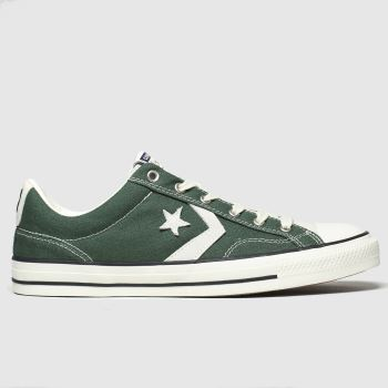 Converse Green Star Player Ev Mens Trainers