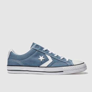 Converse Blue Star Player Ox Mens Trainers