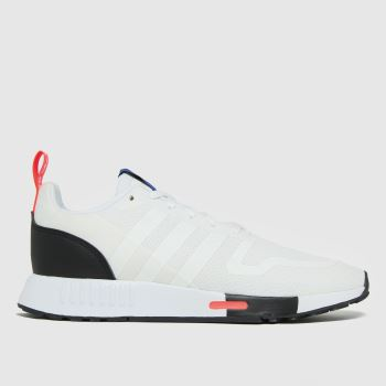adidas White & Black Adi Multiix Mens Trainers