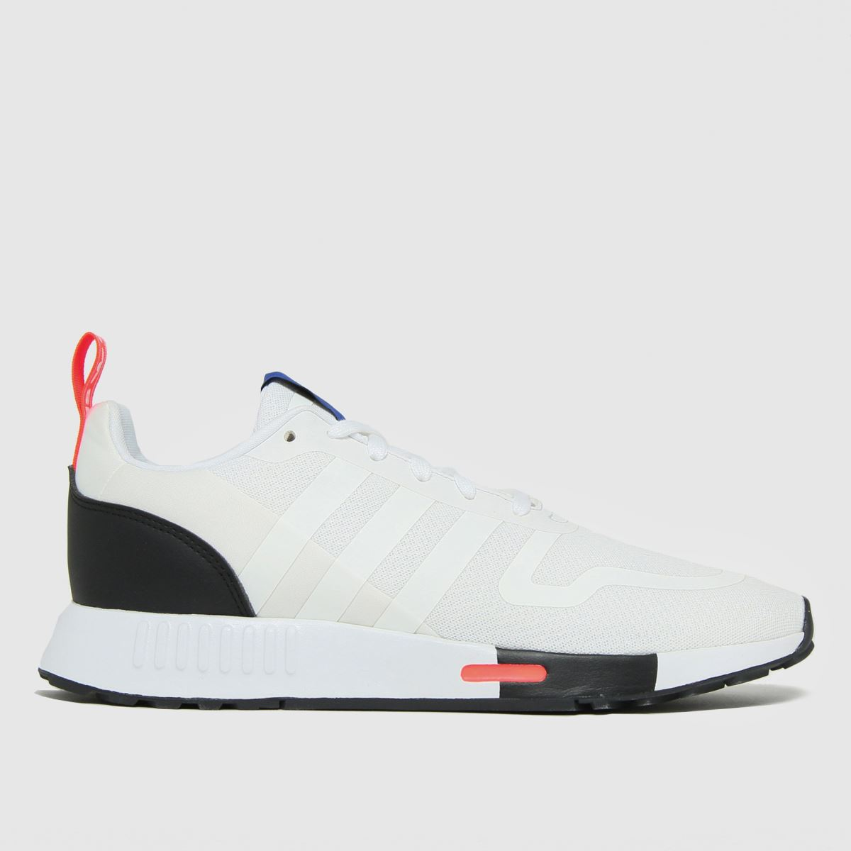 Adidas White & Black Adi Multimix Trainers