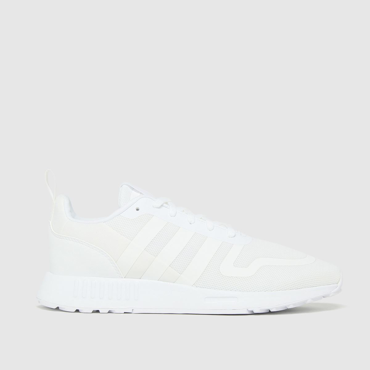 Adidas White Multix Trainers