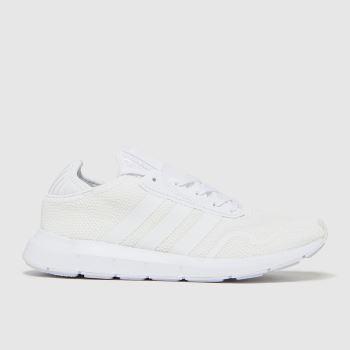 adidas White Swift Run X Mens Trainers