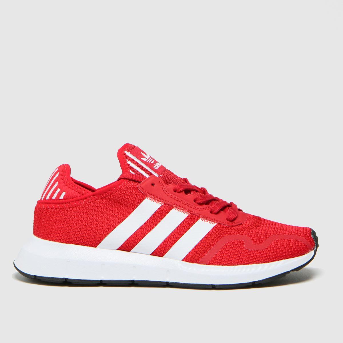 Adidas Red Swift Run X Trainers