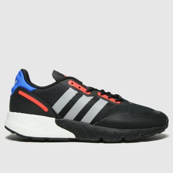 adidas Black Zx 1k Boost Mens Trainers