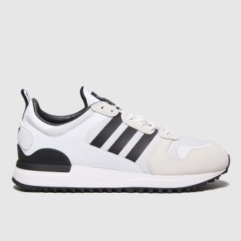 adidas White Adi Zx 700 Hd Mens Trainers
