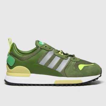 adidas Khaki Zx 700 Hd Mens Trainers