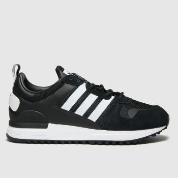 adidas Black & White Adi Zx 700 Hd Mens Trainers