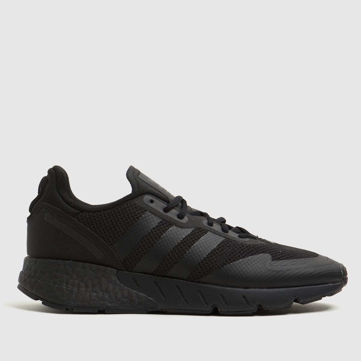 Adidas Black Zx 1k Boost Trainers