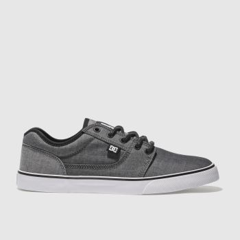 Dc Shoes Grey TONIK TX SE Trainers