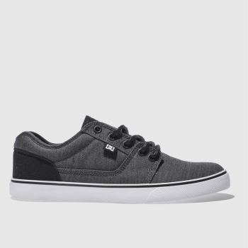 Dc Shoes Grey Tonik Mens Trainers