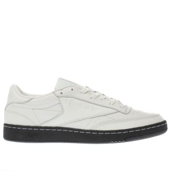 Reebok White CLUB C 85 NP Trainers